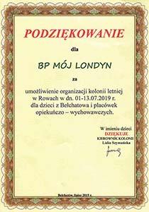2019 Bełchatów